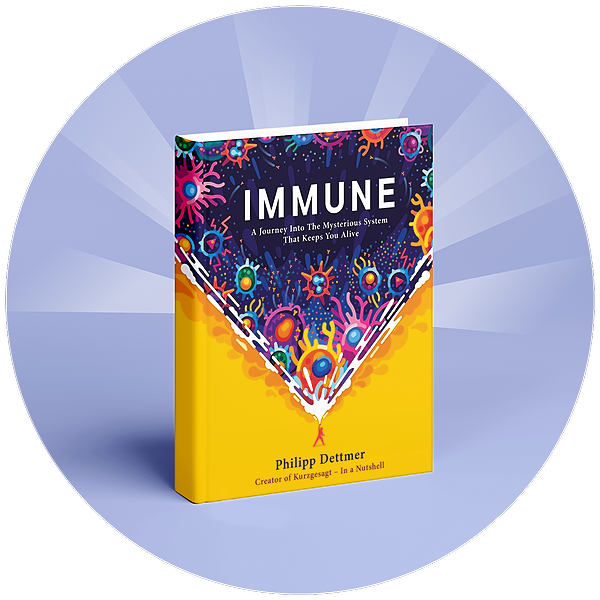 IMMUNE by Philipp Dettmer (ImmuneBook) Profile Image | Linktree