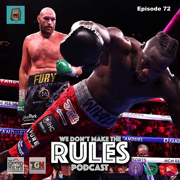 We Dont Make The Rules Podcast WDMTR YouTube  Link Thumbnail | Linktree