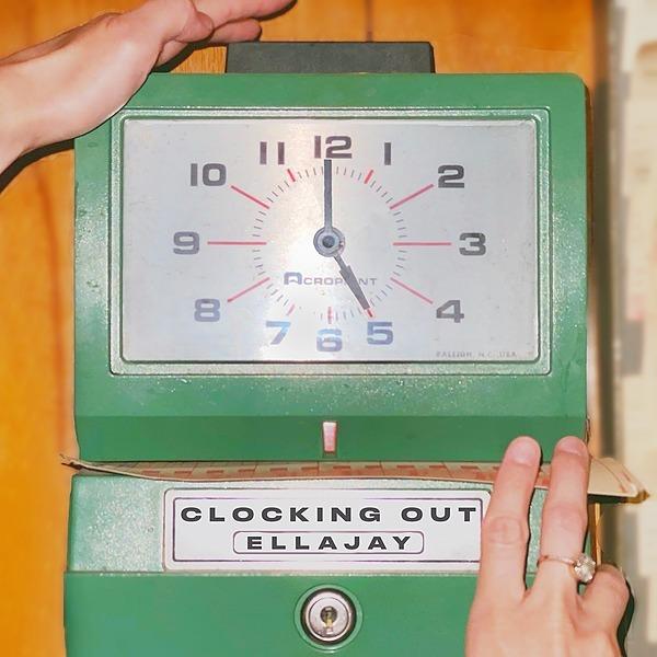 Ellajay @ellajaymusic Stream 'Clocking Out' (Apple Music/iTunes) Link Thumbnail | Linktree