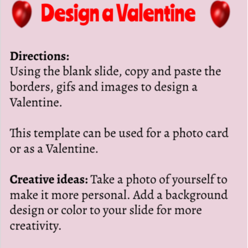 Miss Hecht Teaches 3rd Grade Valentine's Day Card Activity Link Thumbnail | Linktree