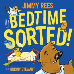 Jimmy Rees My Kids Book (Booktopia) Link Thumbnail | Linktree