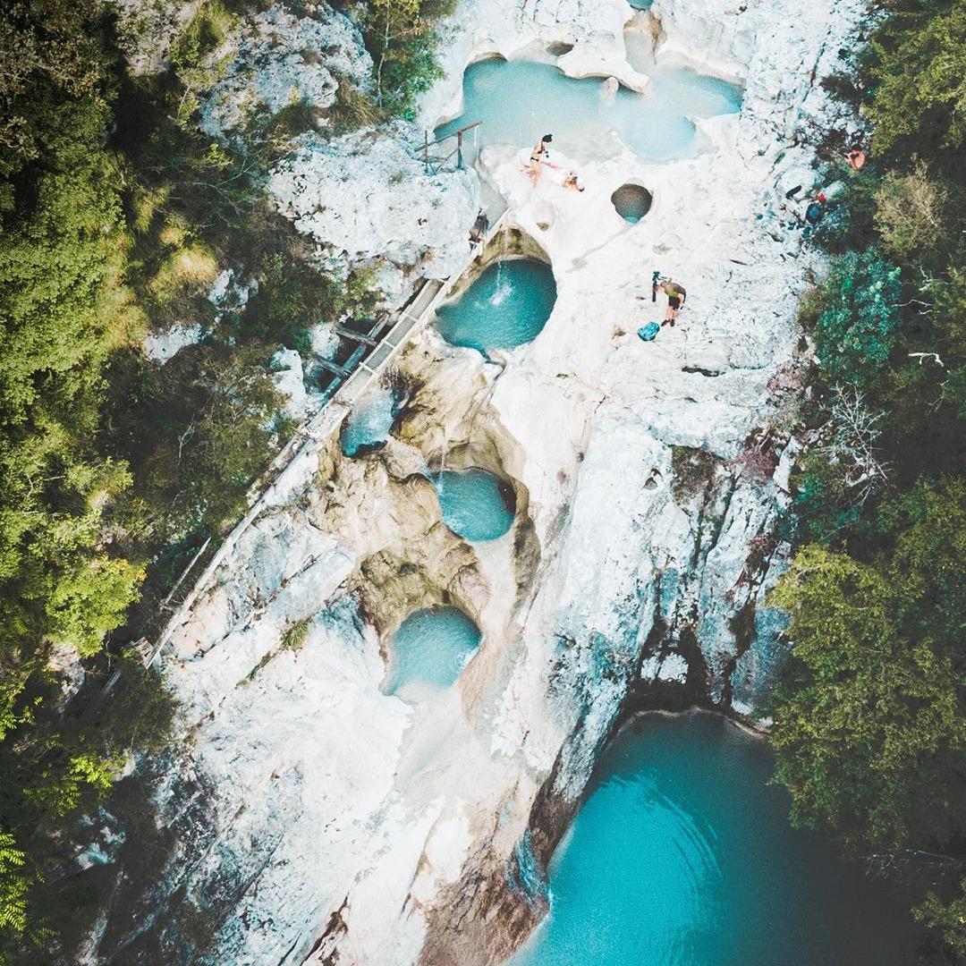 @fashionhr Kotli: mjesto u Hrvatskoj koje podsjeća na turski 'Pamučni dvorac' Link Thumbnail | Linktree