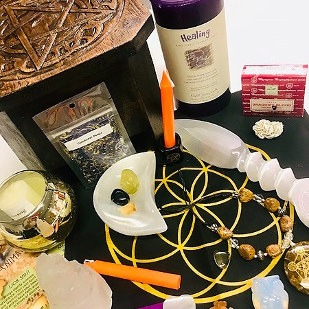 The Texas Witch Box Subscription
