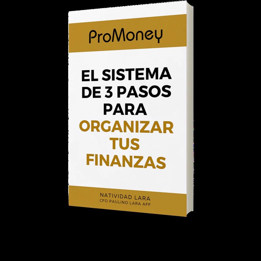 @paulinolara ¡LEER LIBRO PROMONEY! El Sistema de 3 Pasos para Organizar tus Finanzas Link Thumbnail   Linktree