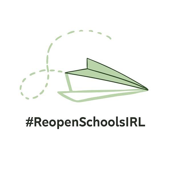@reopenschoolsIRL Profile Image | Linktree