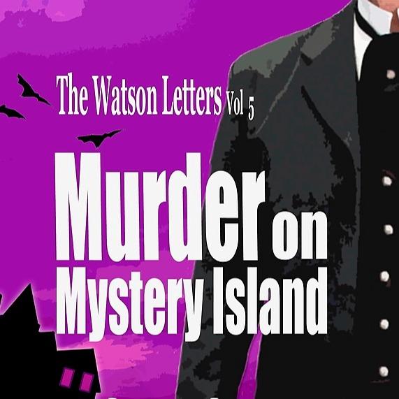 @colingarrow THE WATSON LETTERS VOL 5: MURDER ON MYSTERY ISLAND Link Thumbnail   Linktree