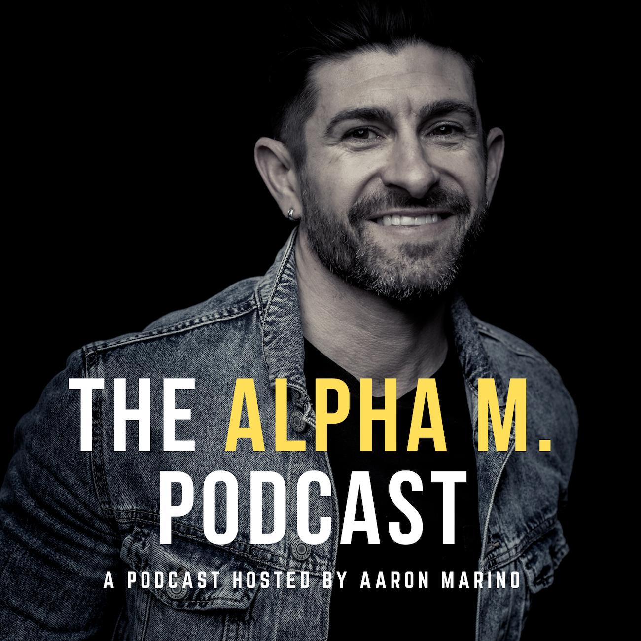 @aaronmarino Listen To My NEW Podcast Link Thumbnail | Linktree