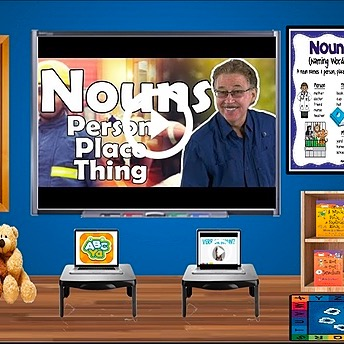 @WinterStorm Nouns and Verbs Room w/ Activity Link Thumbnail   Linktree