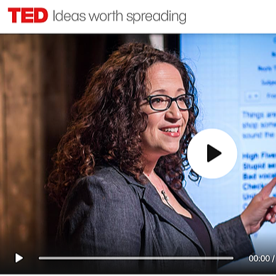 Watch My TED Talk about how I used data to hack online dating