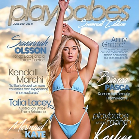 PLAYBABES SWIMSUIT SPECIAL EDITION - P R I N T