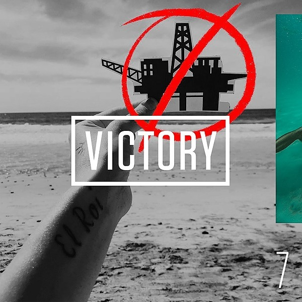 VICTORY #7: Offshore Oil Drilling Defeated!