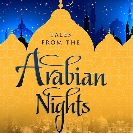 @Creativeaudios The Arabian Nights Link Thumbnail   Linktree