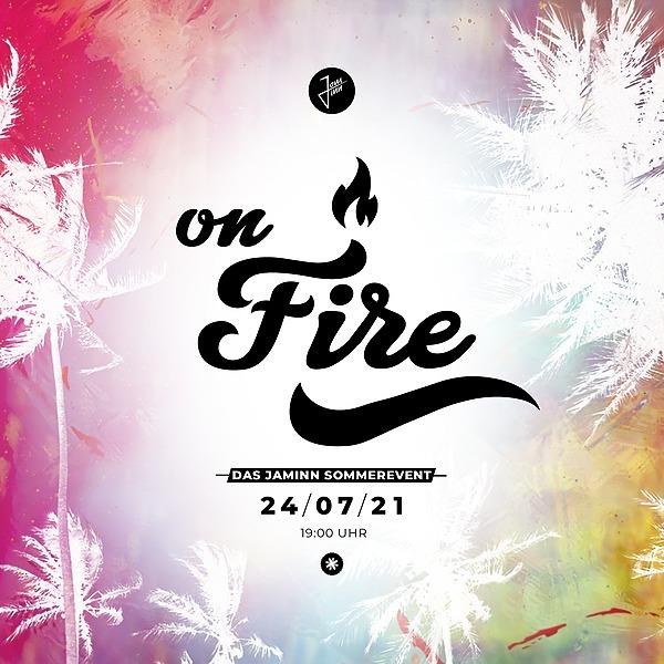 JamInn YOUTH ON FIRE - JamInn Sommerevent Link Thumbnail   Linktree
