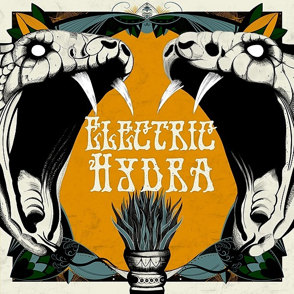 Electric Hydra - CD (North America)
