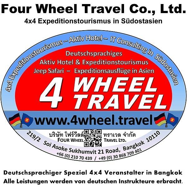 Dipl. Ing.  Uwe Richter 4x4 Company:  Four Wheel Travel (Website) Link Thumbnail | Linktree