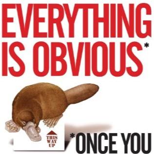 """#14 Felipe Leite - livro """"Everything is Obvious"""""""