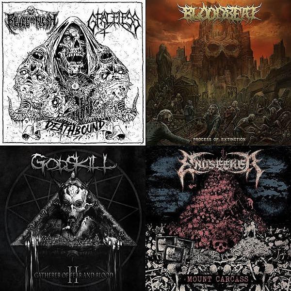 STRATUZ Death Metal Weekly Link Thumbnail | Linktree