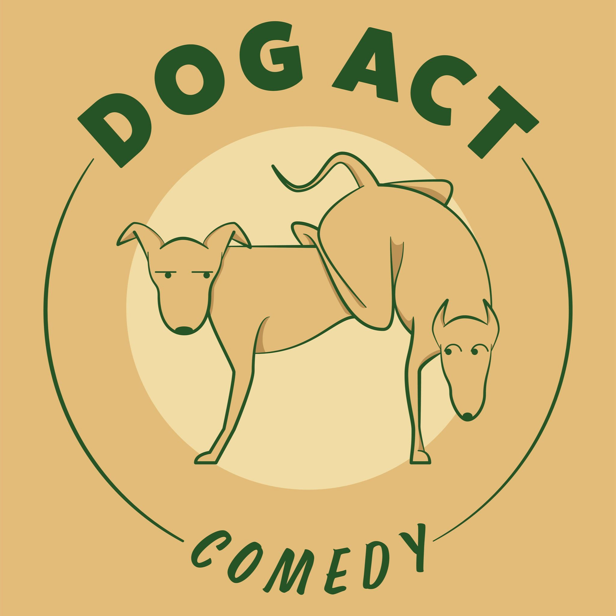 Dog Act Comedy (dogactcomedy) Profile Image | Linktree