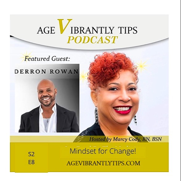 Age Vibrantly Tips Podcast Mindset for a Happy Future  Link Thumbnail | Linktree