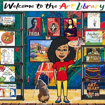Miss Hecht Teaches 3rd Grade Art Link Thumbnail | Linktree