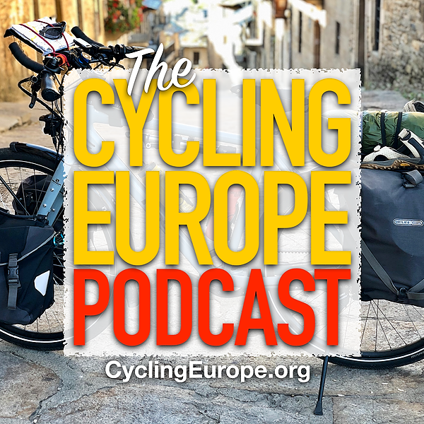 Cycling Europe  / Andrew Sykes The Cycling Europe Podcast (TCEP) Link Thumbnail | Linktree