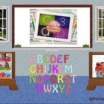@RebeccaAllgeier Alphabet - letter of the day/week slides with drag and drop matching activity Link Thumbnail | Linktree