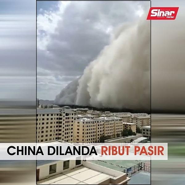 @sinar.harian China dilanda ribut pasir Link Thumbnail | Linktree