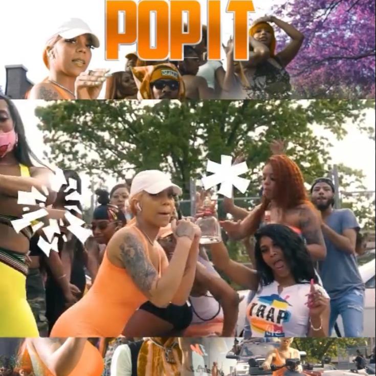 Pop It Official Video