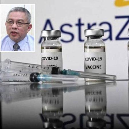 @sinar.harian Vaksin AstraZeneca selamat untuk warga emas Link Thumbnail | Linktree