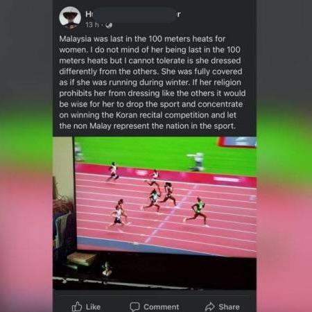 @sinar.harian Jangan kecam pemakaian atlet negara tetapi sokong mereka  Link Thumbnail | Linktree