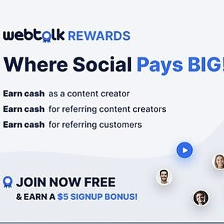 @JosephKB Get Paid to Promote YOU! Link Thumbnail | Linktree