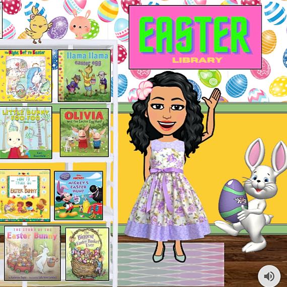 Miss Hecht Teaches 3rd Grade Easter Link Thumbnail | Linktree