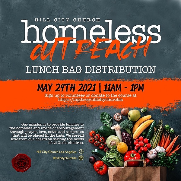 Hill City Church Outreach Event: Operation Feed The Homeless  Link Thumbnail   Linktree