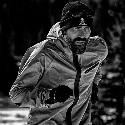 Checkpoint Podcast with Marathon Marcus of Black Trail Runners