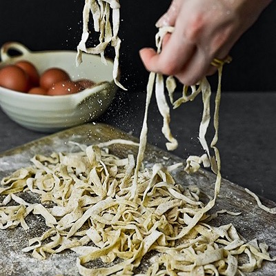 Harmons Grocery NEW Made In Store Fresh Pasta Link Thumbnail | Linktree