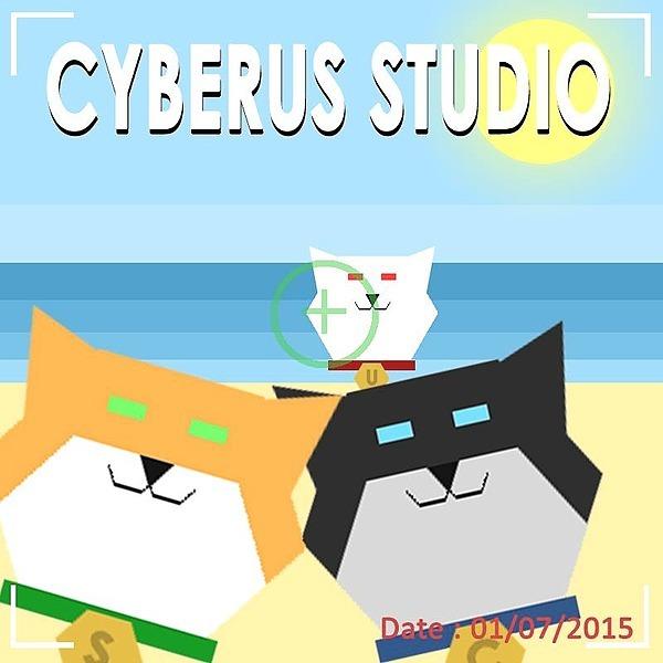 Cyberus Studio Website Link Thumbnail | Linktree