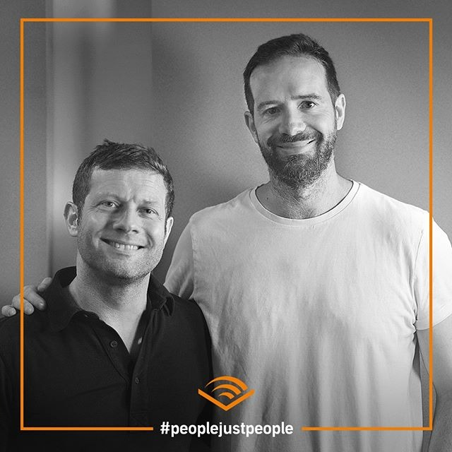Audible UK People, Just People with Dermot O'Leary - Stig Abell Link Thumbnail | Linktree