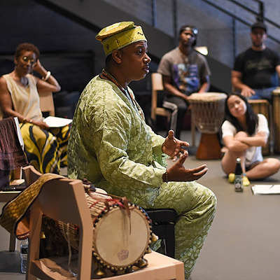 To Our Princeton University Family: Chief Ayanda Returns, Virtually, on September 23, 2020 at 2:30pm. Sign Up for the Lecture/Workshop Today!