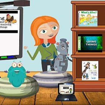 @RebeccaAllgeier living vs non living things Link Thumbnail | Linktree