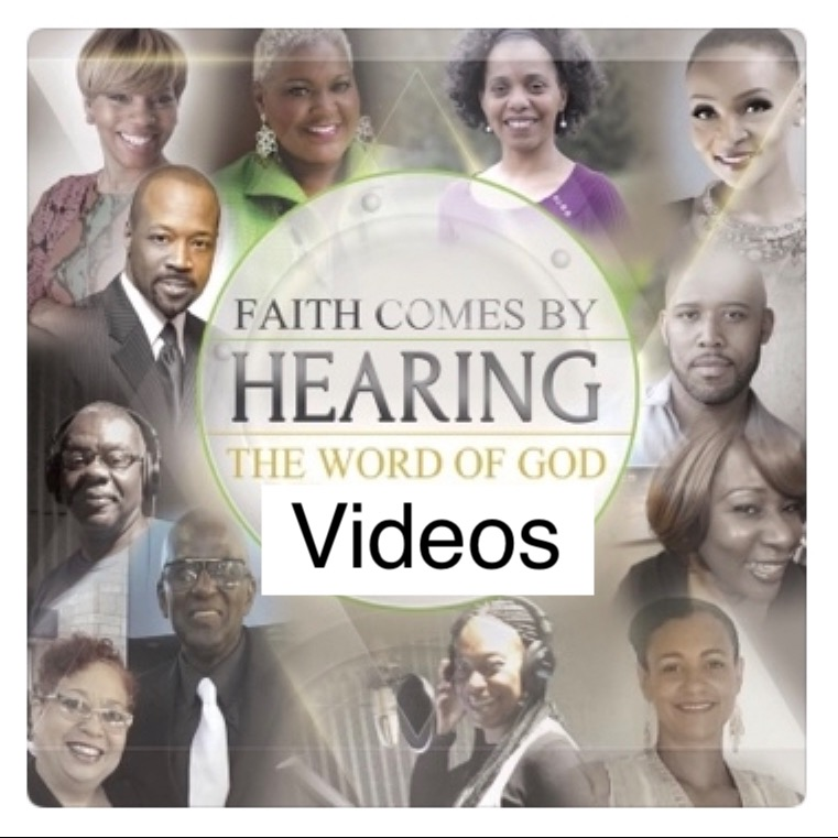 Faith Comes By Hearing CD of Declarations and Prayers: Videos