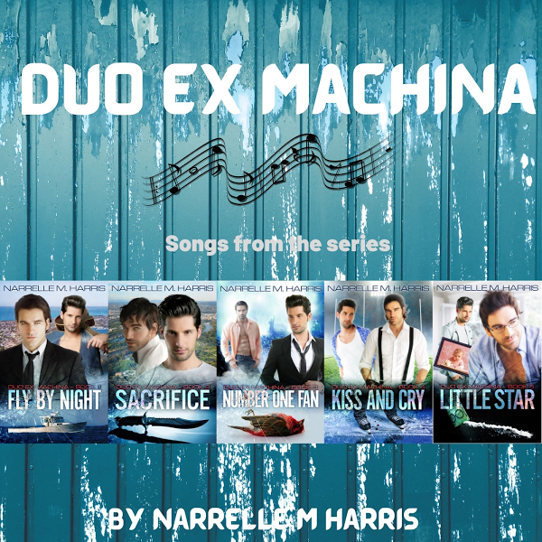 @narrellemharris Listen to the songs from Duo Ex Machina on YouTube Link Thumbnail | Linktree