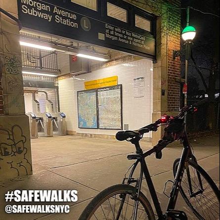 @safewalks Profile Image | Linktree