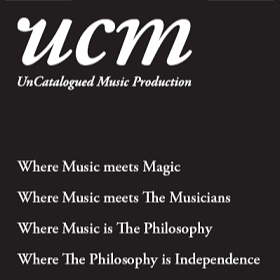 @UCMProductions UCM Productions - Explore - Listen - Shop  Link Thumbnail | Linktree