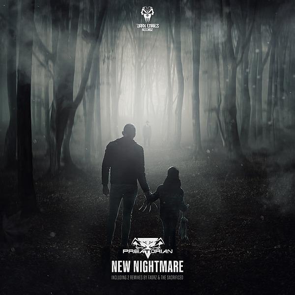 "Buy/Stream ""New Nightmare EP"""