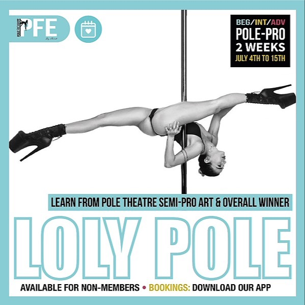 @PoleFitEgypt POLE-PRO July Link Thumbnail | Linktree