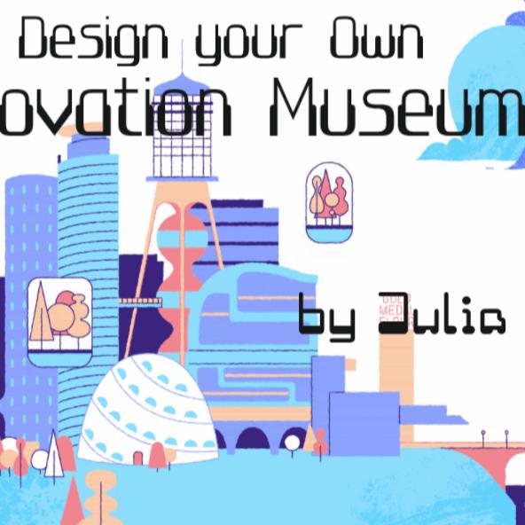 @GiftedTawk Design an Innovation Museum *STEAM Link Thumbnail | Linktree