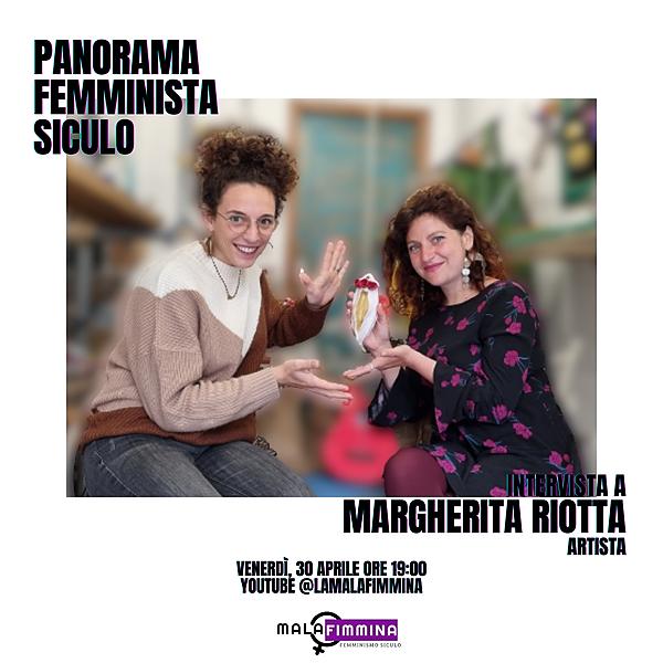 @lamalafimmina Intervista a Margherita Riotta _ Panorama Femminista Siculo Link Thumbnail | Linktree