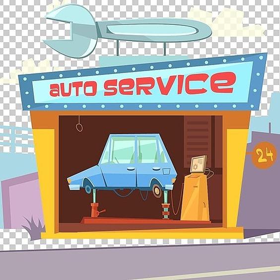 UMOLV Digital Broadcasting Busy Buggy Garage (Auto Repair) Link Thumbnail   Linktree