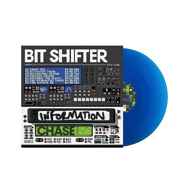 "Information Chase 12"" vinyl (bit_shifter) Profile Image | Linktree"