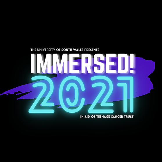 IMMERSED! 2021 BLOG         🗞🚨👩🏻💻